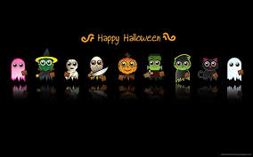 cute halloween desktop backgrounds wallpaperpulse