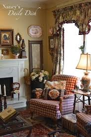tendaggi country tendaggi cottage country living rooms
