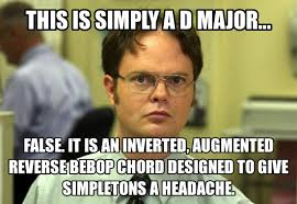 Funny Music Memes - and it s simply a d light musicmemes