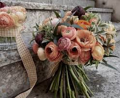 fall flowers for wedding the fall bouquet fall wedding flowers