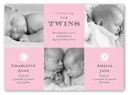 announcement cards seeing 5x7 stationery card by designs shutterfly