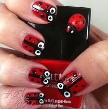 Nice Easy Nail Art Designs Choice Image Nail Art Designs - At home nail art designs for beginners