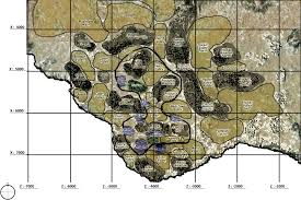 The Forest Game Map Image Rustmap Full Map Color Ca Jpg Rust Wiki Fandom Powered