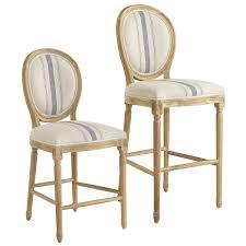 eliane bar u0026 counter stools blue stripe pier 1 imports
