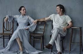 Marion Cotillard Vanity Fair Angelina Jolie U0026 Brad Pitt For Vanity Fair Italia