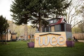 Tiny Home Colorado Tiny Home U0027hotel U0027 A Cheap Way To Stay And Play Near Boulder