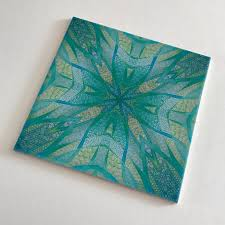 Beautiful Tiles by Contemporary Fish Tiles Green Turquoise Tiles Beautiful Tile