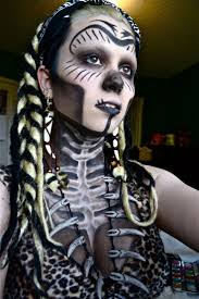 witch doctor makeup hledat googlem sfx makeup pinterest
