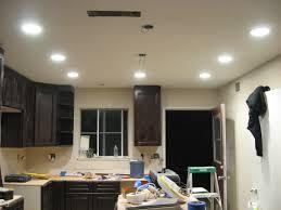 kitchen lighting surprising can lights in kitchen kitchen