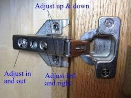 how do i adjust cabinet hinges hinge adjustment hinge installation how to