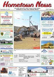 hometown news sept 15 2011 by hometown news issuu