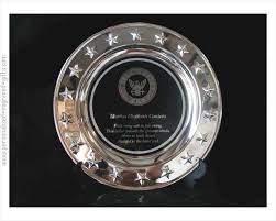 engraved silver platter engraved presentation plates trays platters