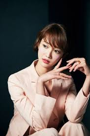 shu uemura black friday sale actress go jun hee shows off subdued lip colors for u0027shu uemura