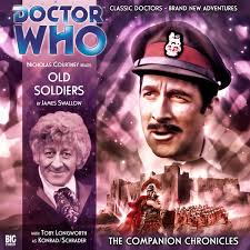 2 3 soldiers doctor who the companion chronicles big finish