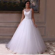 lace backless wedding dresses 2017 gowns sheer high neckline with
