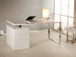 bureau laqué blanc brillant bureau blanc brillant bureau modulable belco717 blanc laqu brillant