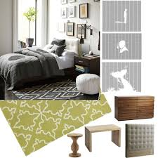 West Elm Bedroom Furniture Sale Room And Board Rugs Graphic To The Max Diagonal Stripe Wallpaper