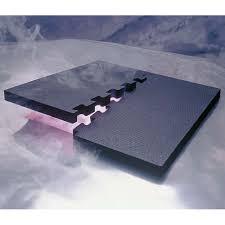 interlocking floor tiles rubber gym flooring power systems
