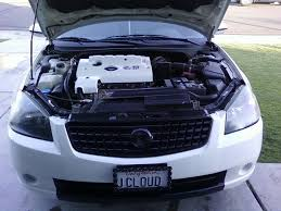 nissan altima 2005 under the hood j cloud 2005 nissan altima specs photos modification info at