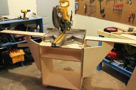 miter saw station how to build youtube