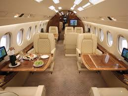 Private Jet Interiors Carl Icahn Bill Ackman And Their Private Jets Cnbc Delivering Alpha