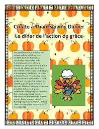 thanksgiving speaking reading writing activity l