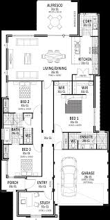 3 Bedroom House Plans & Designs Perth
