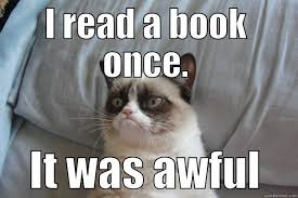 Reading Meme - 9 reasons educators are sick of accelerated reader