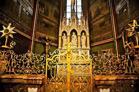 Cathedral Interior St Vitus Cathedral In Prague History Interior U0026 Hours