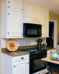 modern kitchen oven kitchen vent hoods oven cabinet with granite countertop also