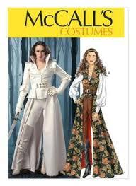 Sewing Patterns Halloween Costumes Mccalls Pattern Halloween Costume Brave Purrfectstitchers