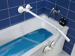 Bathtub Grab Bars Bathtub Grab Bar Removable Wall Mounted Quattropower Tub