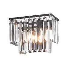 Elk Vanity Lighting Elk Lighting 15220 1 Palacial 1 Light Bathroom Vanity Light In Oil