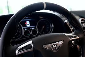 bentley steering wheels 2017 bentley continental supersports stock 7n064556 for sale