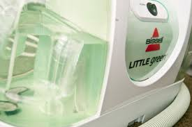 green upholstery cleaner to use a bissell green machine