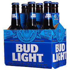 is bud light made with rice bud light 12 oz btls