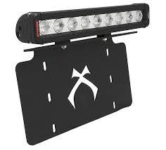 Vision X Light Bar Vision X License Plate Light Bar Bracket Free Shipping