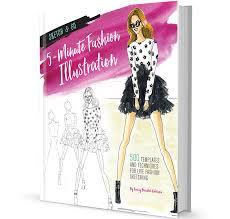 fashion sketching books justsingit com