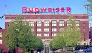 budweiser brewery locations