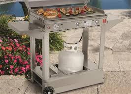 plancha gaz encastrable cuisine jc perreault extérieur barbecue plancha plaque de cuisson