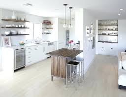 floating kitchen shelves with lights kitchen floating shelves kitchen modern with built in shelves
