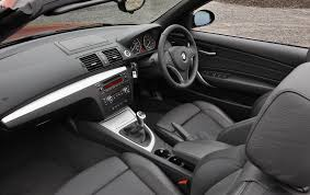 bmw 125i interior bmw 1 series convertible review 2008 2013 parkers