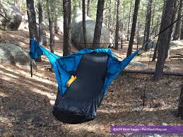 choosing a double or single layer hammock the ultimate hang