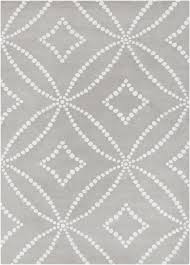 Modern White Rugs Gray And White Rugs Cievi Home