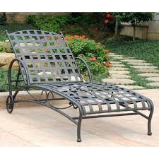 Patio Chaise Lounge Sale Wrought Iron Chaise Lounge U2013 Mobiledave Me