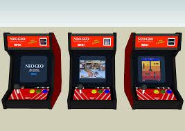 Neo Geo Arcade Cabinet Mvs Cabinet Mf Cabinets