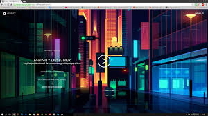 Designer Affinity Designer On Behance