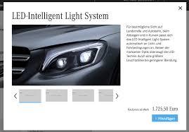 led intelligent light system автоматический дальний как он работает бортжурнал mercedes benz