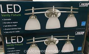 Costco Led Outdoor Lights Costco Bathroom Light Fixtures Lighting Outdoor Lights String Led