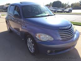 2006 used chrysler pt cruiser 4dr wagon limited at best choice